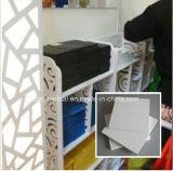 PVC泡ボードかシートはPVC家具および交通機関のための泡立った