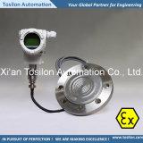 Transmissor manómetro com Selo Diafragma remoto para líquidos, gás (aprovados pela ATEX)