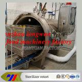 Equipamento de esterilizador de vapor a vapor horizontal