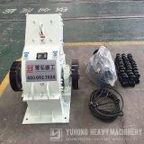 Pequeña mini trituradora de martillo de cristal machacante de piedra de la trituradora de la máquina Fatory