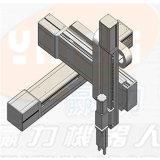 4つの軸線の高精度のロボティックアーム