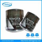 Filtro de Óleo de elevada qualidade 90915-Yzzj1 para a Toyota