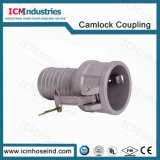 Acople Camlock Aluminum type C Quick Connected Camlock pipe fitting