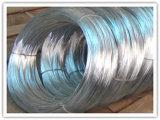 Горячий Высокоуглеродистой DIP провод оцинкованной стали