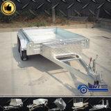 Haute performance Tandem Bogie Axle Trailer pour 20FT Container