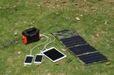 リチウムポリマー電池のSolar Energy発電機の軽量の太陽照明装置100W