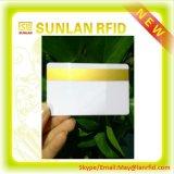 Smart Card en blanco de banda magnética 13,56 MHz con precio inferior de la
