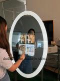 """"""" affissione a cristalli liquidi magica portatile dello specchio di tocco 23.6 che fa pubblicità alla visualizzazione"""