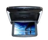 차 모니터 지붕 마운트 차 LCD 컬러 모니터 손가락으로 튀김은 아래로 머리 위 다중 매체 영상 LED 모니터를 감시한다