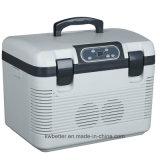 Mini refrigerador ou aquecedor Mini Car ou Home 19L Car Refrigerator