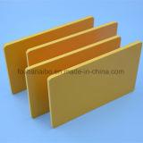 3mm~15mm de PVC mousse jaune Conseil Forex Feuille de mousse