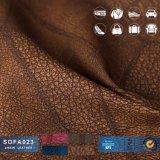 Couro de móveis/PVC para sofá de couro artificial/PVC couro de impressão