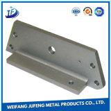 Kundenspezifische Blech-Herstellung, die Teile für Maschinen-Zubehör stempelt