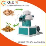 Машина лепешки сторновки шелухи риса опилк биомассы деревянная с Ce