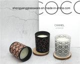 Горячий держатель для свечи Homeware сделанного по образцу стекла чашек свечки подсвечника надувательства