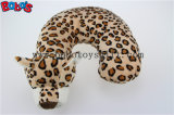Plüsch füllte Giraffe-Stutzen-Stützweiches Kind-Stutzen-Kissen an