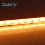 赤外線暖房ランプの短波の水晶熱ハロゲンランプ