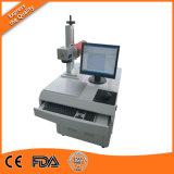 Prix de machine d'inscription de laser d'UV/Green/Fiber de la gravure des textes de code de datte