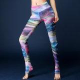 2016 Pantalones de yoga de fitness mujer personalizada