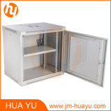 Welded FrameおよびGlass Doorの6u~14u Wall Mount Cabinet
