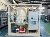 Pianta residua di filtrazione dell'olio del trasformatore di tensione