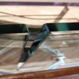 En haut de table en verre trempé12150