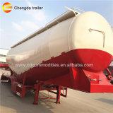 3 Aanhangwagen van de Tankwagen van de Vervoerder van het Cement van assen 60t de Bulk
