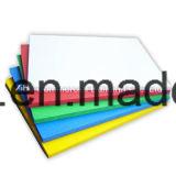 Доска печати цифров пластичной пены PVC