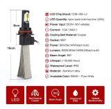 옥수수 속 LED 헤드라이트 장비 Hb5 9007 Hi/Lo 광속 6000k 전구