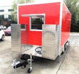 2018 New Custom construit Van alimentation en concession
