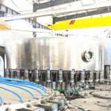 Полная ПЭТ бутылках производственной линии розлива минеральной воды / заправка машины