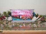 Publicité économique Affichage LED couleur plein écran (P20)