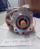 Wa600-3 de Hydraulische Pomp Assy 705-53-42010, de Pomp van de Lader van het wiel van het Toestel van de Hydraulische Pomp voor wa600-3