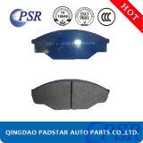 El freno semimetálico de calidad superior parte las zapatas de freno del coche