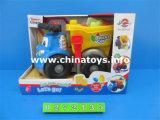 Het OnderwijsStuk speelgoed van het Raadsel van het Blok van de auto (0272135)