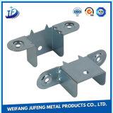 Kundenspezifisches Präzisions-Metall, das Teile für Sicherung stempelt