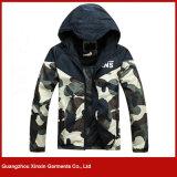Выполненный на заказ способ дешевая куртка камуфлирования печатание для людей для спортов (J183)