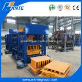 Qt4-18 bloc de pavage de couleur hydraulique / machine à briques / machine à moulurer en brique de ciment