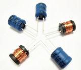 Ferrit-Kern-Epoxy-Kleberörtlich festgelegte Pin-verbleite Drosselspulen mit RoHS