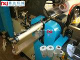 Rebobinado automático completo y máquina perforada del rollo de la toalla de cocina