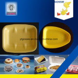 Espuma de PS Contenedor de alimentos de la placa de cuadro de la máquina formadora
