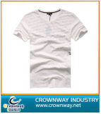 Mens' Slim Fit fashion T-Shirt faits de coton (CW-TS-10)