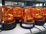 Senken LKW, der LED-Lampe warnt