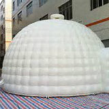 Exhibition Advertisement를 위한 백색 Inflatable Advertizing Dome Tent