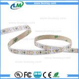 Resistente al agua 12W/M de tira de iluminación LED SMD3014 con CE RoHS