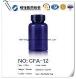 De ronde HDPE Plastic Flessen van de Pil van het Supplement