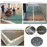 Размеры для изготовителей оборудования модульный холодной комнаты с кулачка PU панелей