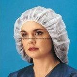 機械を作る自動ステッチの伸縮性がある外科医の帽子