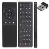 2.4G de control remoto de Bluetooth Air Mouse Smart TV de control remoto de aire del ratón