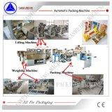 China-Nudel-vollautomatische Wiegenund Verpacken-Maschinerie